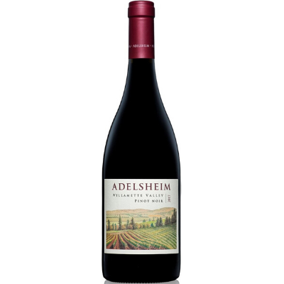 Adelsheim Vineyard Pinot Noir, Willamette Valley, USA 2017 375ml