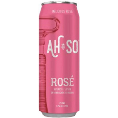 Ah So Rose, Navarra, Spain NV Can 250ml