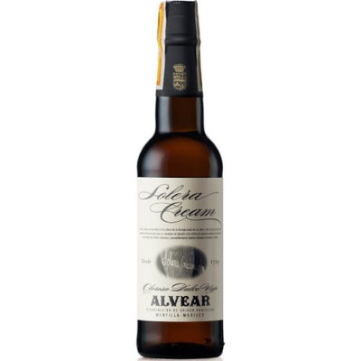 Alvear Solera Cream, Montilla-Moriles, Spain NV 375ml