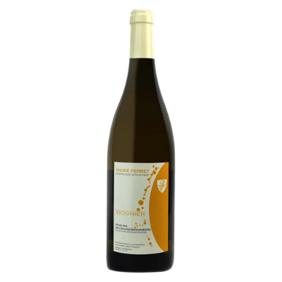 Andre Perret Viognier, IGP Collines Rhodaniennes, France 2014