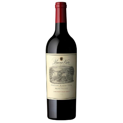 Buena Vista Winery 'Chateau Buena Vista' Cabernet Sauvignon, Napa Valley, USA 2016 375ml