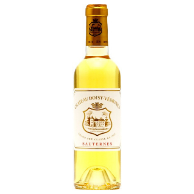 Chateau Doisy-Vedrines, Sauternes, France 2015 375ml