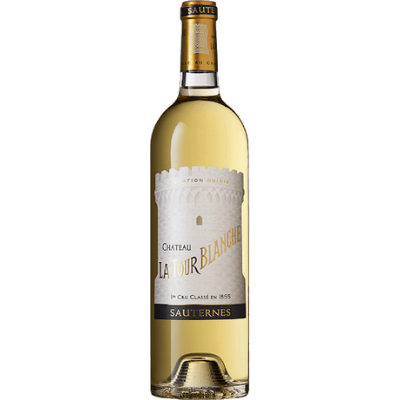 Chateau La Tour Blanche, Sauternes, France 2016 375ml