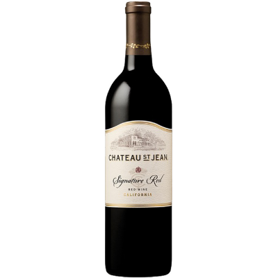 Chateau St Jean Signature Red, California, USA 2010