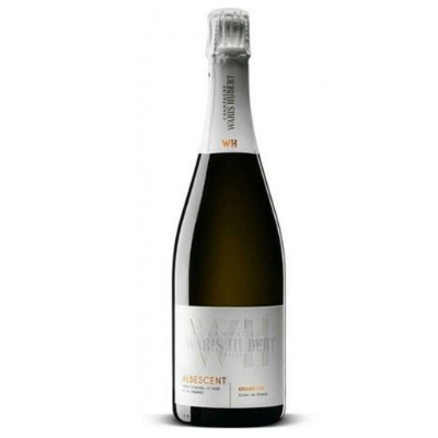 Waris-Hubert Brut Zero, Champagne, France NV Case (12x750ml)