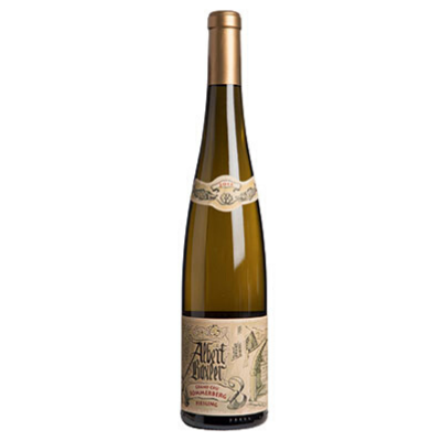 Albert Boxler Riesling Sommerberg Selection de Grains Nobles, Alsace Grand Cru, France 2009 500ML