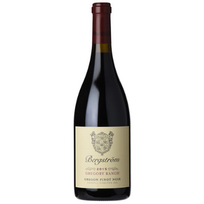 Bergstrom Gregory Ranch Pinot Noir, Yamhill-Carlton District, USA 2015