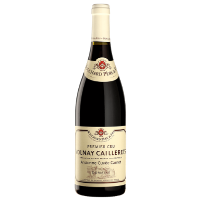 Bouchard Pere & Fils Caillerets Ancienne Cuvee Carnot, Volnay Premier Cru, France 2017