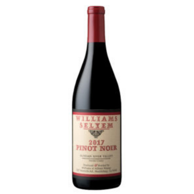 Williams Selyem Russian River Valley Pinot Noir, California, USA 2018