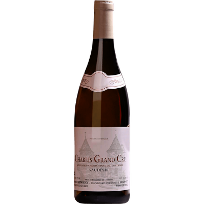 Domaine Gerard Tremblay Vaudesir, Chablis Grand Cru, France 2016