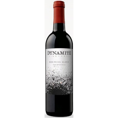 Dynamite Vineyards Red Wine, California, USA 2016