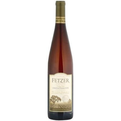 Fetzer Valley Oaks Gewurztraminer,California, USA, 2018