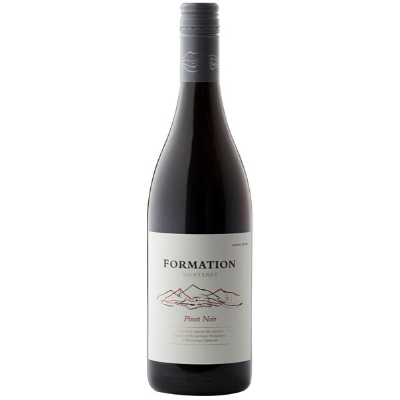 Formation Estate Pinot Noir, Monterey, USA 2018