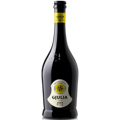 Gjulia Nord Blonde Pale Ale Birra, Italy 750ml