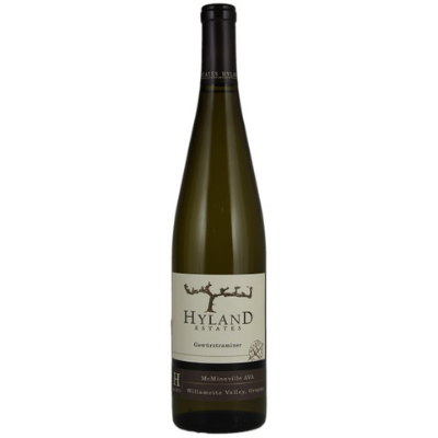 Hyland Estates Gewurztraminer, Willamette Valley, USA 2017