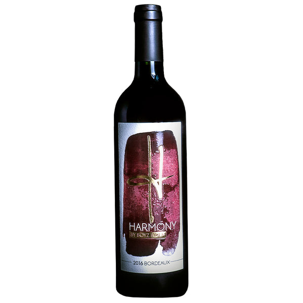 Harmony by Boyz II Men Bordeaux Red 2016