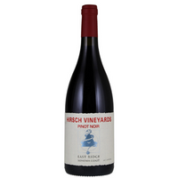 Hirsch Vineyards East Ridge Pinot Noir, Sonoma Coast, USA 2016