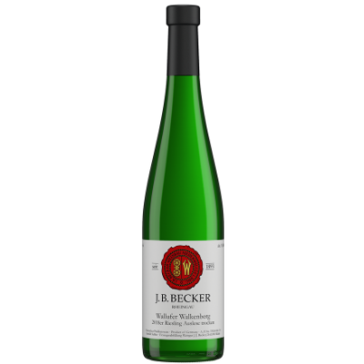 J.B. Becker Wallufer Walkenberg Riesling Auslese Trocken, Rheingau, Germany 2018