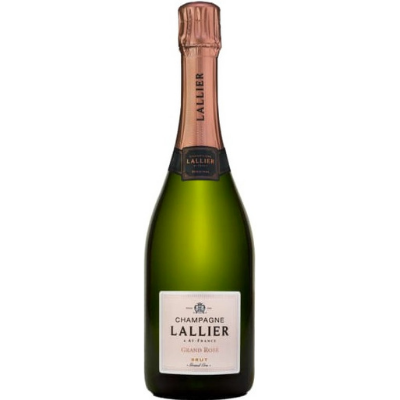 Lallier Grand Cru Rose, Champagne, France NV 1.5L