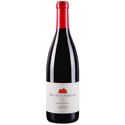 Martinelli Bella Vigna Pinot Noir, Russian River Valley, USA 2017