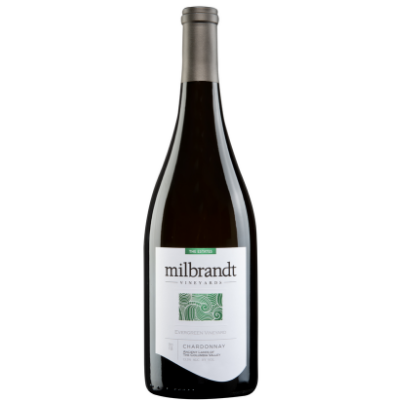 Milbrandt Vineyards The Estates 'Evergreen' Chardonnay, Ancient Lakes of Columbia Valley, USA 2018