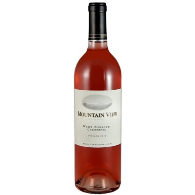 Mountain View Vintners White Zinfandel, California, USA 2018