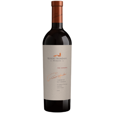 Robert Mondavi Winery 'The Reserve' To Kalon Vineyard Cabernet Sauvignon, Oakville, USA 2015