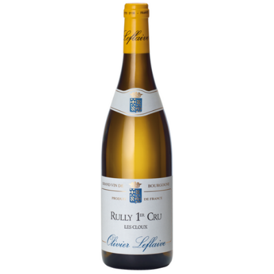 Olivier Leflaive Les Cloux, Rully Premier Cru, France 2016