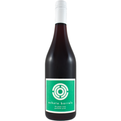 Ochota Barrels 'The Green Room' Grenache Noir - Syrah, South Australia 2019