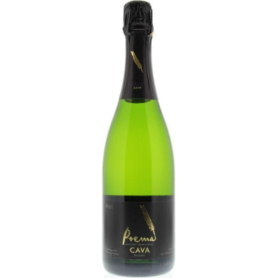 Poema Brut Cava, Penedes, Spain NV