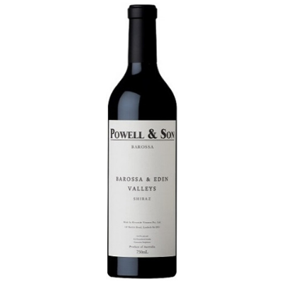 Powell & Son 'Barossa & Eden Valleys' Shiraz, South Australia 2016