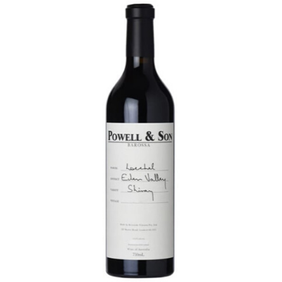 Powell & Son Loechel Shiraz, Eden Valley, Australia 2016