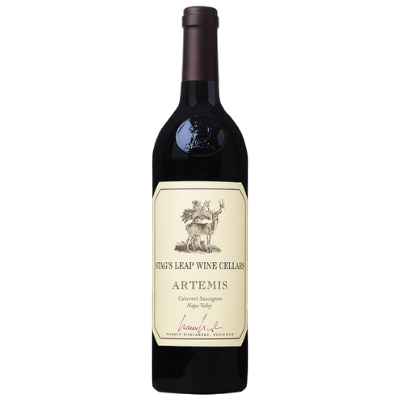 Stag's Leap Wine Cellars 'Artemis' Cabernet Sauvignon, Napa Valley, USA 2018