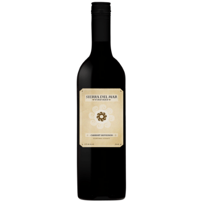 Sierra del Mar Vineyard Cabernet Sauvignon, Central Coast, USA 2018