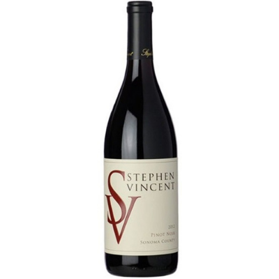 Stephen Vincent Pinot Noir, Sonoma County, USA 2018