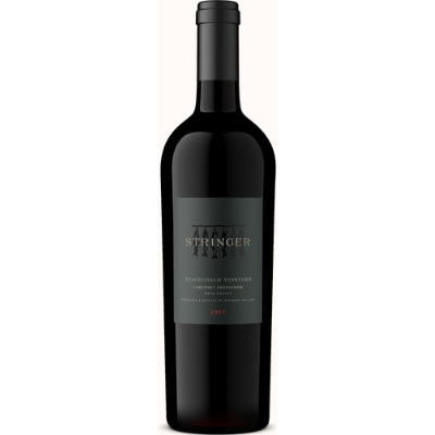 Stringer Cellars Stagecoach Vineyard Cabernet Sauvignon, Napa Valley, USA 2017