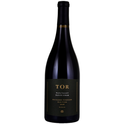 Tor Wines Palisades Vineyard Old Vine Petite Sirah, Napa Valley, USA 2016