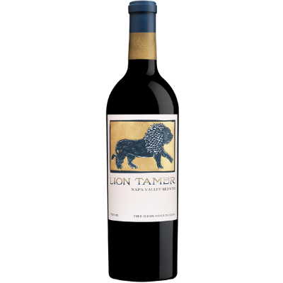 The Hess Collection Lion Tamer Red, Napa Valley, USA 2016