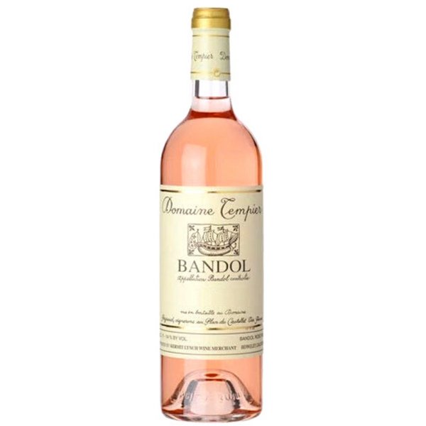 Domaine Tempier Bandol Rose, Provence, France 2019