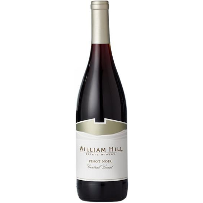 William Hill Estate Winery Coastal Collection Pinot Noir, Central Coast, USA 2017