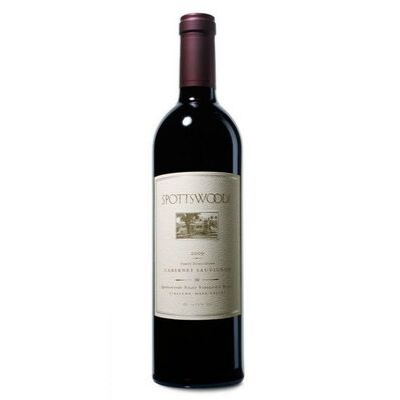 Spottswoode Family Estate Grown Cabernet Sauvignon, St. Helena, USA 2016