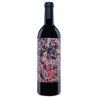 Orin Swift Abstract Red, California, USA 2018