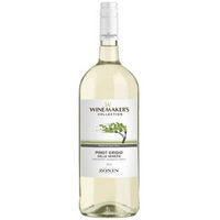 Zonin Winemaker's Collection Pinot Grigio, delle Venezie IGT Italy, 2017 1.5L