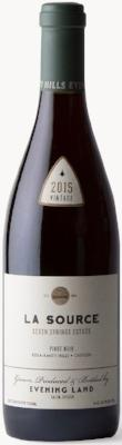 Evening Land 'Seven Springs Vineyard' La Source Pinot Noir, Eola-Amity Hills, USA 2015