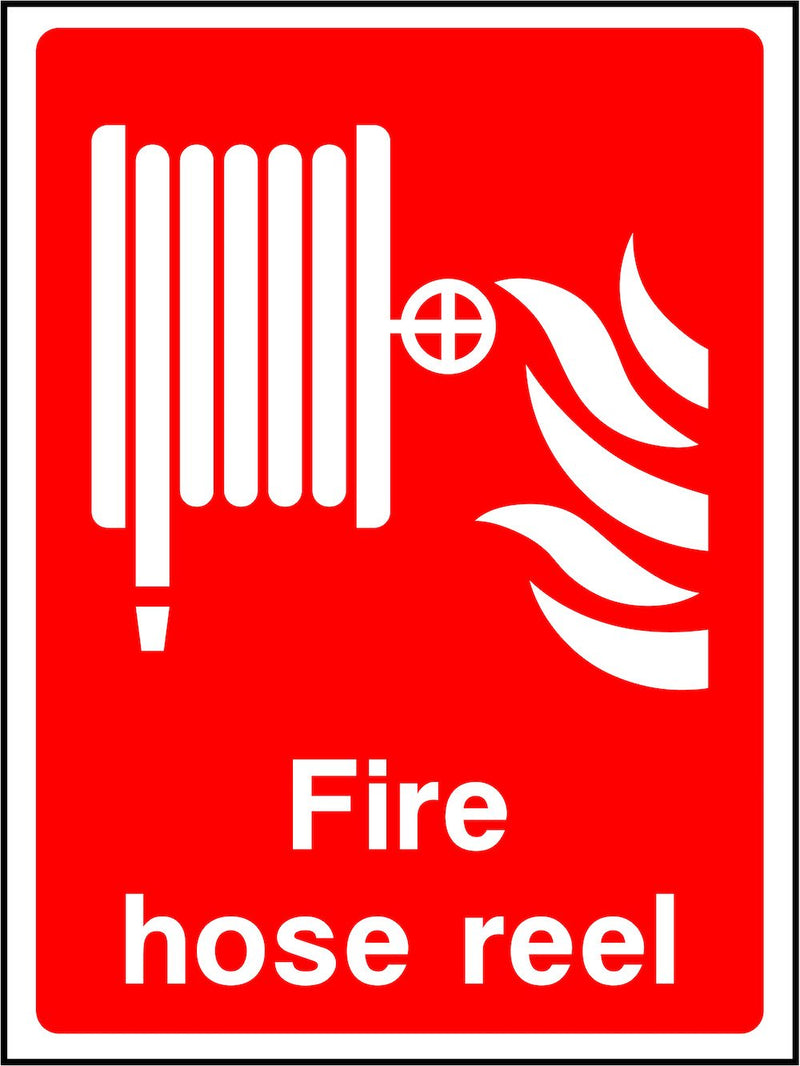 Fire Hose Reel Sign | Elevate Signs