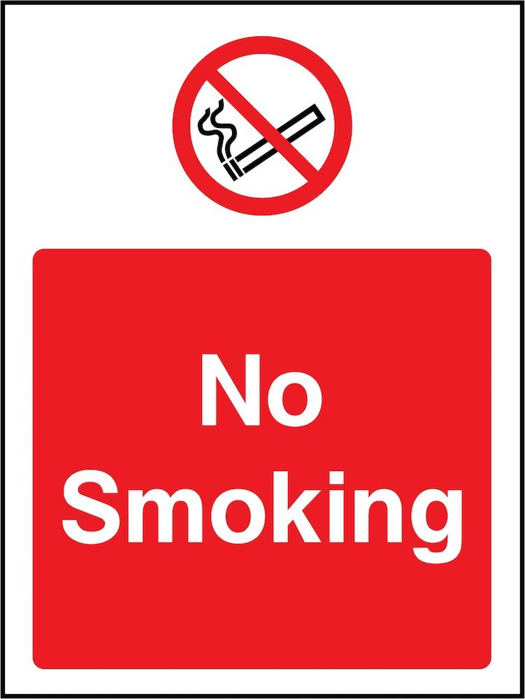 No Smoking Sign | Elevate Signs
