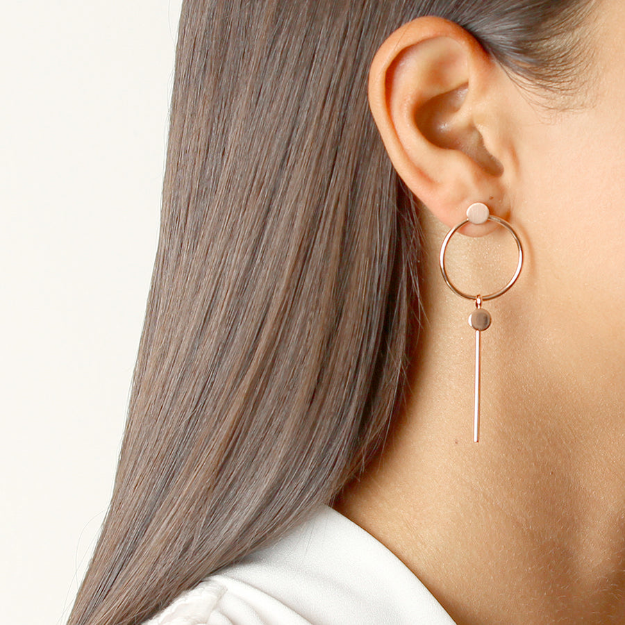 Miranda Earrings - Jolie & Deen