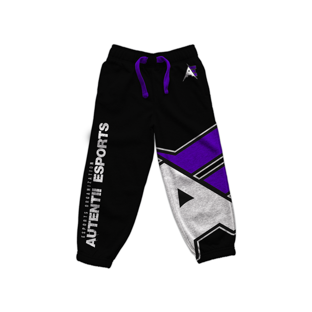 Autentii Athletic Joggers - Purple
