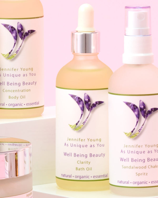 Well Being Beauty - Mental Clarity Bath Collection