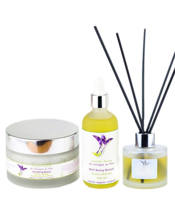 Well Being Beauty - Holistic Wellness Bath Collection